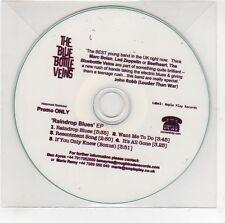 (GI19) The Blue Bottle Veins, Raindrop Blues EP - DJ CD