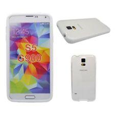 Étuis, housses et coques transparents transparents Samsung Galaxy S5 en silicone, caoutchouc, gel pour téléphone mobile et assistant personnel (PDA)