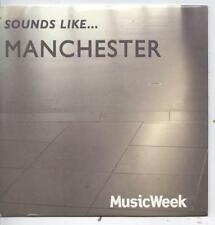 Various Artists - Music Week Presents Sounds Like... Manchester (8 Trk Promo CD)