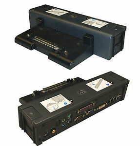 Port Replicator Docking Station PA286A 360605-001 HP 6510b 6710b 6910 #201-o
