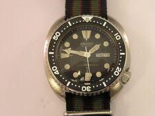 Vintage Seiko Diver Watch Turtle 6309-7040  150 Meters