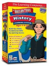 The Oregon Trail History Learning System   Liberty's Kid Oregon Trail V5 NEW BOX