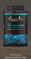 Nature's Care Bio Squalene 6 in 1 Plus 180 capsules
