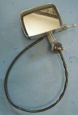 1971-1976 Cadillac LH Remote Control Mirror - Driver's Side Door  VERY GOOD COND