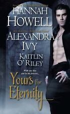 YOURS FOR ETERNITY - NEW PAPERBACK BOOK