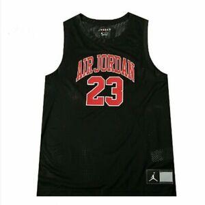 Nike Jordan (DNA) Mens Size XL Black Mesh Jersey Tank (CZ2499-010) New Fast 🔥