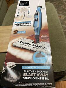 NEW Shark Genius Steam Pocket Mop System (S6002)