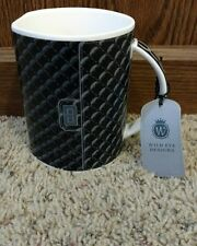 Wild Eye Designs Handbag Mug Coffee Cup Black Gray 207 Brand New Fast Shipping