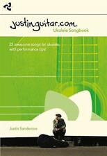 The Justinguitar.Com Ukulele Songbook Uke Bk by Justin Sandercoe | Paperback Boo