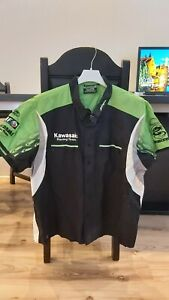 Kawasaki Racing Team Grean new shirt