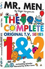Mr Men The Complete Original TV Series 1 & 2 DVD Brand New and Sealed