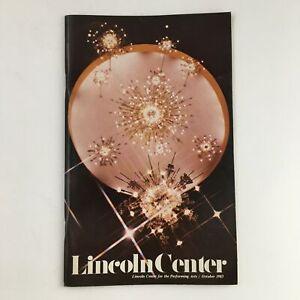1983 Stagebill Lincoln Center Performing Arts Present A Metropolitan Century