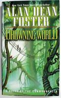 Drowning World by Alan Dean Foster 2003, Del Rey Science Fiction Paperback