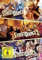 STREETDANCE 3ER-DVD-BOX  3 DVD NEU