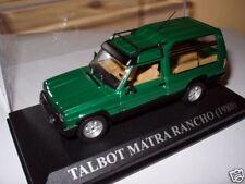 Voiture des années 80 1/43 IXO altaya TALBOT matra : RANCHO 1980