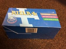 Full Box of 2400 Rizla EXTRA SLIM Cigarette Extra Slim Filter Tips Free P&P