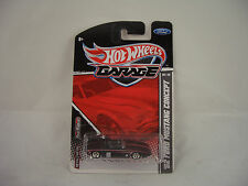 Hot Wheels Garage '62 Ford Mustang Concept real riders