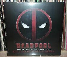 2 LP DEADPOOL - RED - SOUNDTRACK