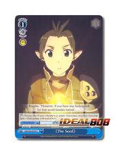 Weiss Schwarz Sword Art Online x 4 《The Seed》 [SAO/S26-E078 U] English