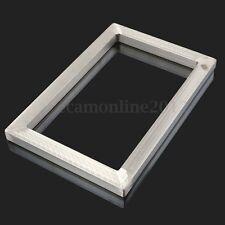 Aluminum Alloy Silk Screen Printing Frame Textiles Outside Size 20cm x 30cm