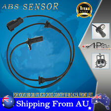 A-Premium ABS Sensor for Volvo S60 S80 V70 XC70 Cross Country 97-09 Front Left