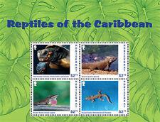 Montserrat-Reptiles sheetlet-2013