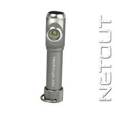 True Utility AngleLite Mini, Piccola torcia frontale - Confezione: Hard Case