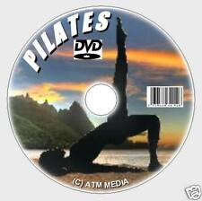 EASY STEP BY STEP BEGINNERS GUIDE PILATES EXERCISE DVD
