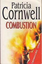 COMBUSTION / PATRICIA CORNWELL / CALMANN-LEVY