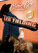 Leg Yielding: Riding with Your Legs - Chris Cox - 3 DVD Set horse training dvd
