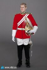 DID K80108 British Army The Royal Dragoon Life Guards Red Trooper 1/6 Figure