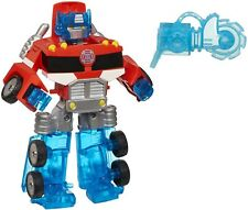 Playskool Heroes Transformers Rescue Bots Energize Optimus Prime Action Figure,
