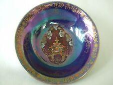 Crown Devon Royal Lustrine Fieldings bowl pagoda