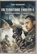 """DVD """"En territoire ennemi 4 : Opération Congo"""" - Roel Reiné NEUF SOUS BLISTER"""