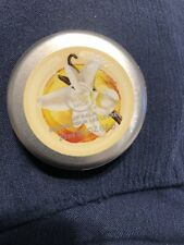 The Body Shop Vanilla Brûlée Lip Balm Tin NEW
