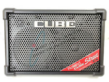 Roland CUBE Street EX 4 Channel Battery Powered Stereo Self Contained Amplifier