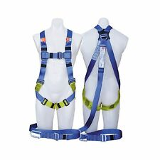 First FALL POTECTION HARNESS & INTEGRAL LANYARD Adjustable,Frontal & Rear Arrest