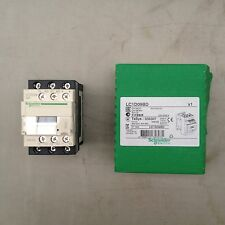 SCHNEIDER 3 POLE CONTACTOR 9 A 3P LC1D09BD - NEW OLD STOCK