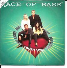 CD SINGLE 2 TITRES--ACE OF BASDE--LUCKY LOVE--1995