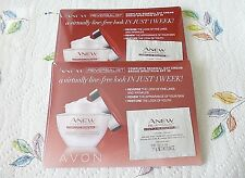 Avon Anew REVERSALIST Complete Renewal Day Cream Samples (10) SPF25 03/2020