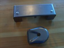 PRESS STEEL TOYS - TONKA TOYS '54 - '60 SEMI  FUEL TANK  AND 5TH WHEEL PLATE