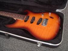 Ibanez SA Series SA130MFM Electric Guitar Brown Burst BBT w/ CASE & More