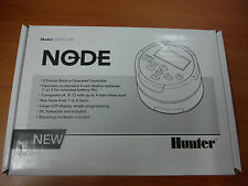 HUNTER NODE-200 2 station Battery operated controller NEW!! FREE FAST SHIPPING
