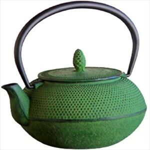 Tetsubin Iron kettle 0.6 L Japanese traditional craft  tea coffee Wasyoku Style