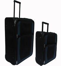 Kofferset 2 teilig Handgepäck Business Boardcase Koffer Reisekoffer Tasche