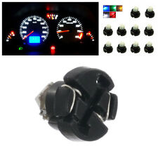 30Pcs T3 Neo Wedge LED Car Instrument Cluster Panel Lamps Gauge Bulbs A/C Lights