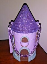 """Disney Store Tangled Rapunzel Tower Purse or Carrying Case - 6"""""""