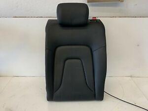 2008-2012 AUDI A5 QUATTRO COUPE REAR LEFT SIDE UPPER SEAT CUSHION BLACK OEM