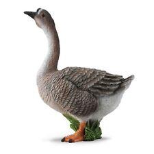 Gray Goose - CollectA (88571): vinyl miniature toy animal figure