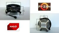 AMD Ryzen 3 CPU Cooler Fan for 3300X 3200G Processors 65W TDP - New (No CPU)